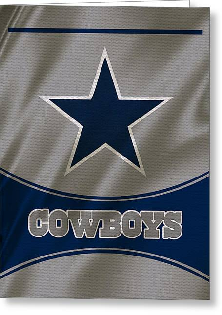 Dallas Cowboys Greeting Cards Fine Art America