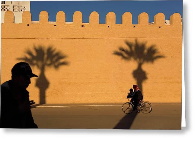 Kairouan Greeting Card