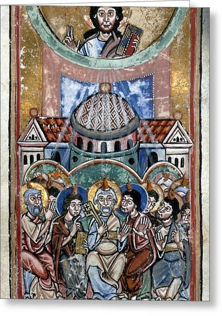 Pentecost Greeting Card
