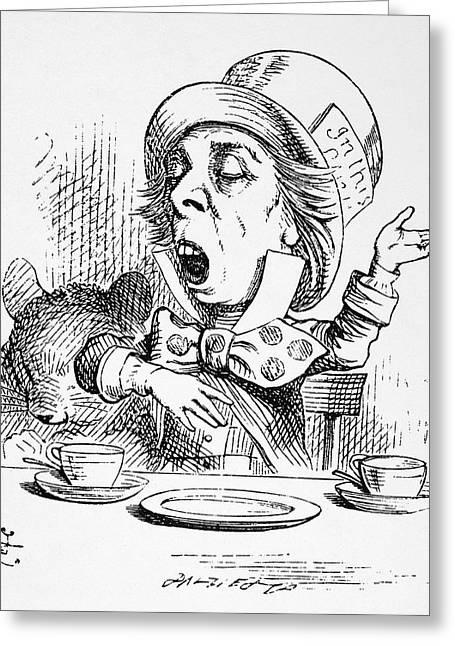 Carroll Alice, 1865 Greeting Card