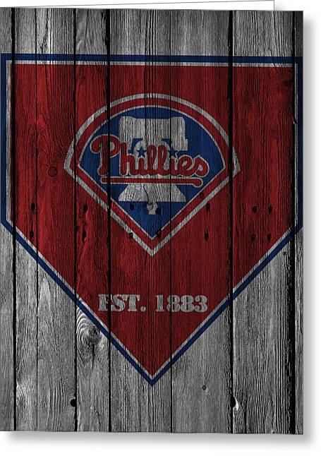 Philadelphia Phillies Greeting Card