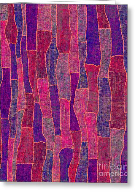 1344 Abstract Thought Greeting Card