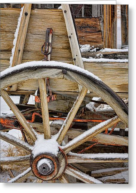 Usa, California, Bodie Greeting Card by Jaynes Gallery