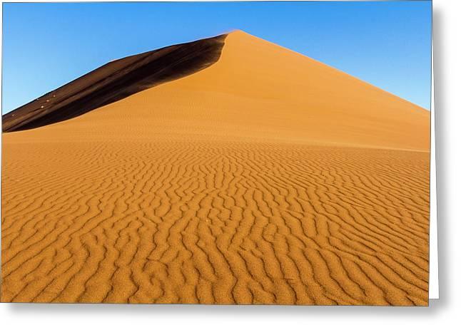 Africa, Namibia, Namib-naukluft Greeting Card by Jaynes Gallery