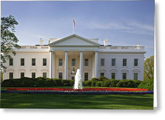Usa, Washington, D Greeting Card by Jaynes Gallery