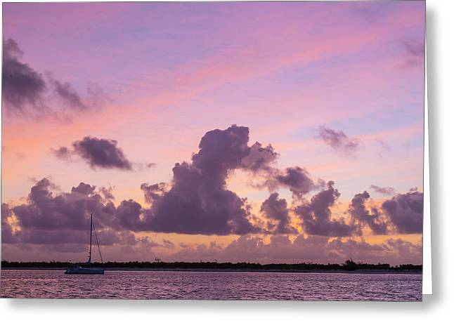 Bahamas, Exuma Island Greeting Card