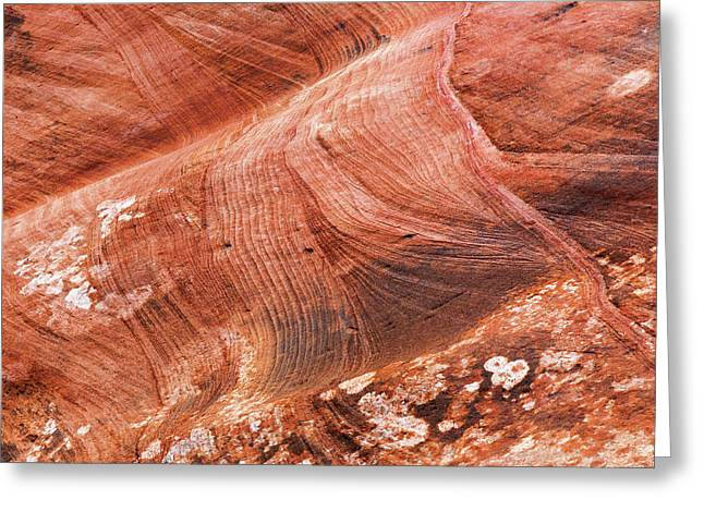 Utah, Glen Canyon National Recreation Greeting Card by Jaynes Gallery