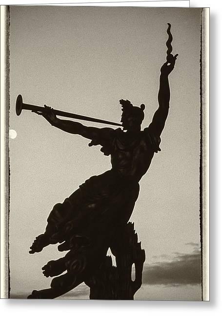 Gettysburg National Military Park Greeting Card