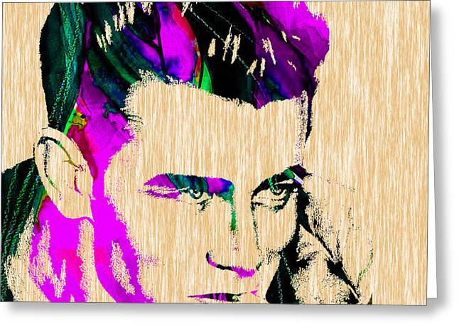James Dean Collection Greeting Card