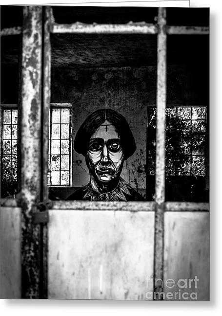 This Is The Way Step Inside Greeting Card by Traven Milovich