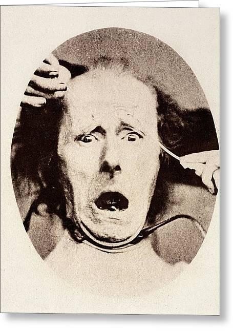 1872 Darwin Electric Expression Greeting Card