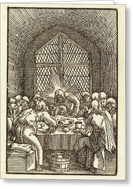 Albrecht Altdorfer German, 1480 Or Before - 1538 Greeting Card by Quint Lox