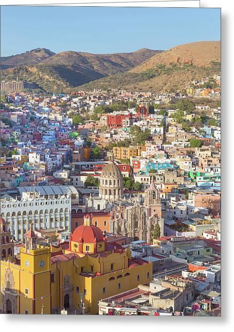 Mexico, Guanajuato Greeting Card