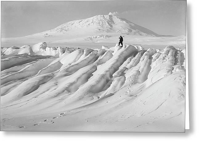 Terra Nova Antarctic Exploration Greeting Card