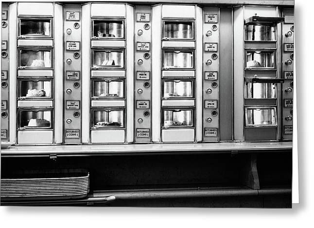 1920s 1930s 1940s 1950s Series Automat Greeting Card