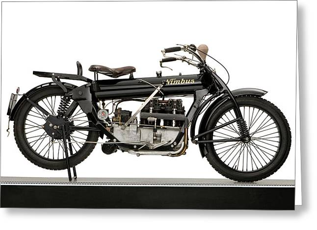 1923 Nimbus 746cc Four Cylinder Greeting Card by Panoramic Images