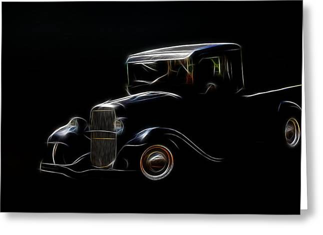 1932 Ford Pickup Truck Greeting Card