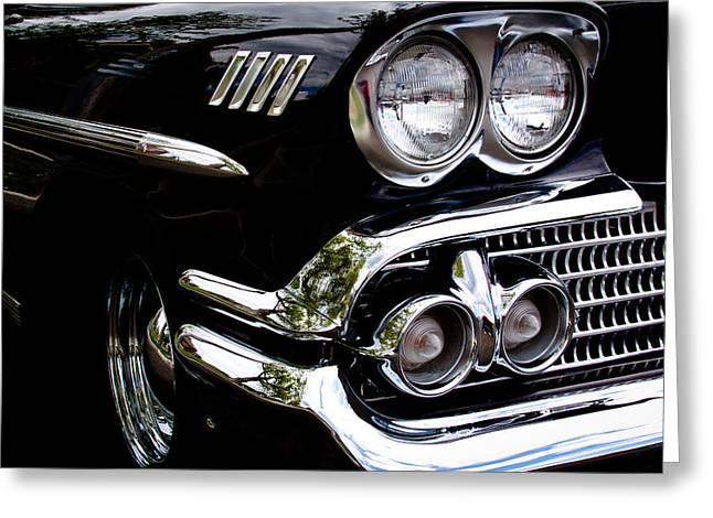 1958 Chevy Bel Air Greeting Card