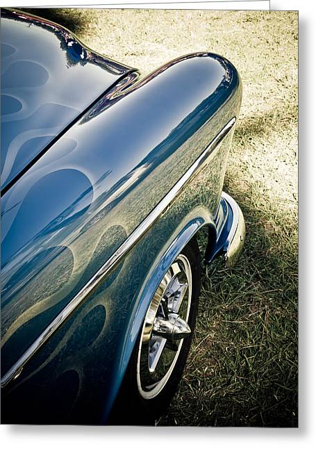1958 Holden Fc Greeting Card by Phil 'motography' Clark
