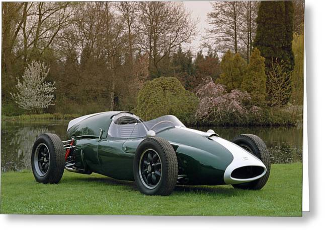 1959 Cooper Climax T51, 2.5 Litre 240 Greeting Card by Panoramic Images