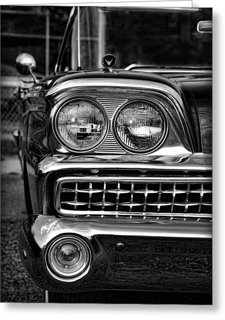 1959 Ford Fairlane 500 Greeting Card