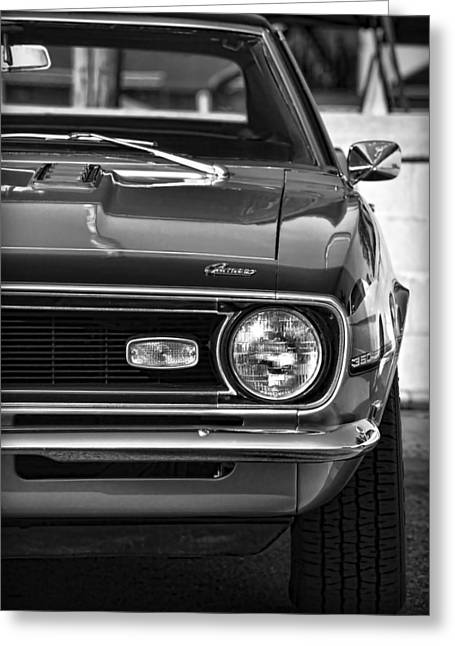 1968 Chevy Camaro Ss 350 Greeting Card by Gordon Dean II