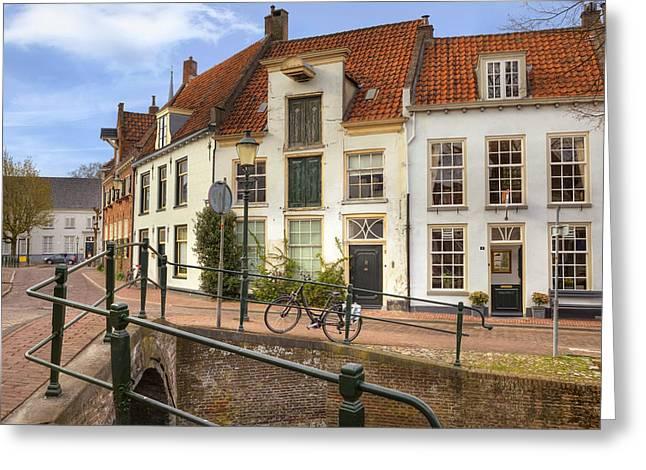 Amersfoort Greeting Card by Joana Kruse