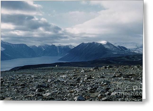 Arctic Baffin Island Greeting Card