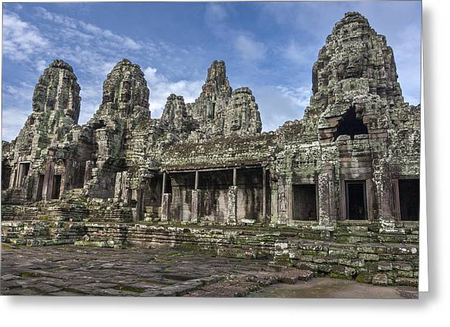 Bayon Greeting Card