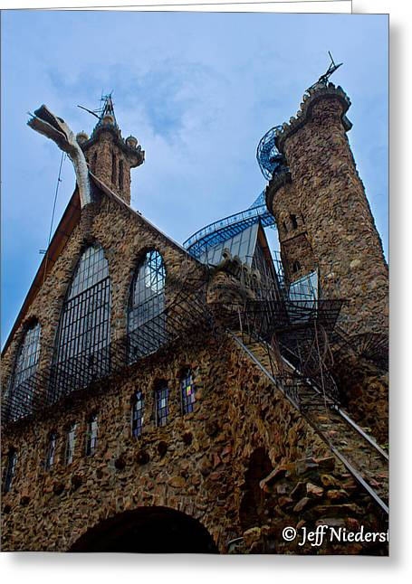 Bishop's Castle Greeting Card