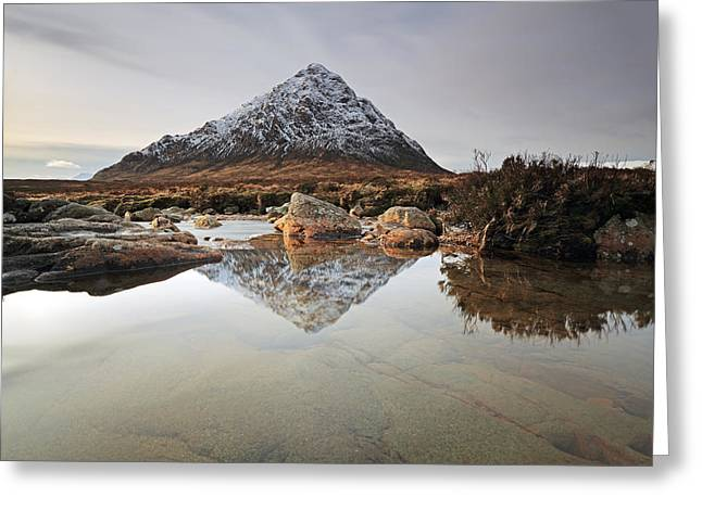 Buachaille Etive Mor Greeting Card
