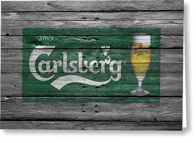 Carlsberg Greeting Card