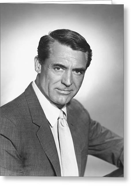 Cary Grant Greeting Card