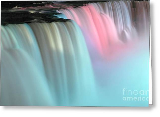 Colors Greeting Card by Kathleen Struckle