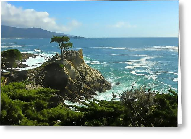 Cypress Point Greeting Card