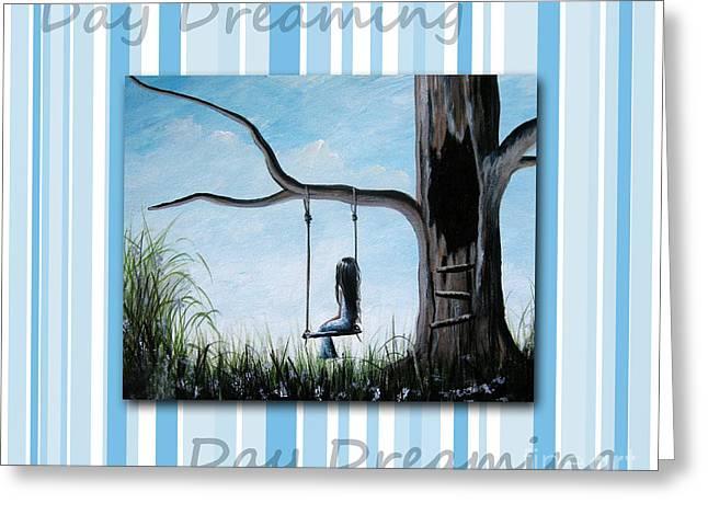 Day Dreaming By Shawna Erback Greeting Card
