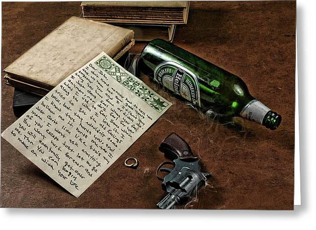 Dear John Greeting Card