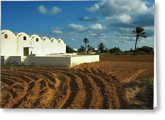 Djerba Greeting Card by Lucas Vallecillos - Vwpics