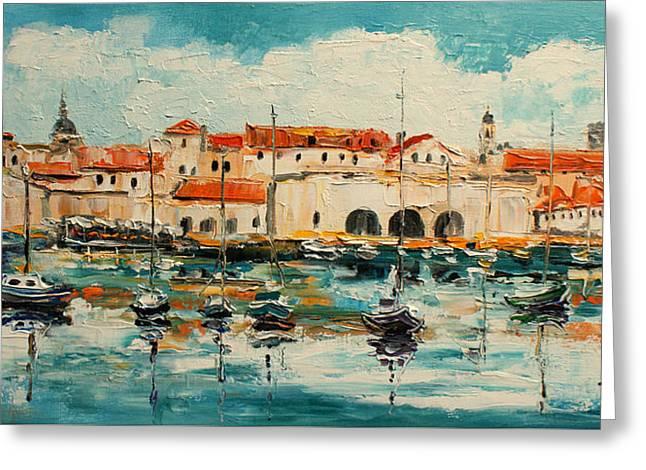 Dubrovnik - Croatia Greeting Card