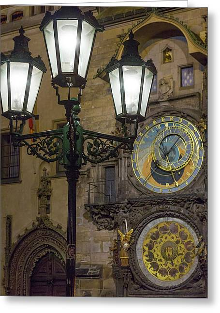Europe, Czech Republic, Prague Greeting Card
