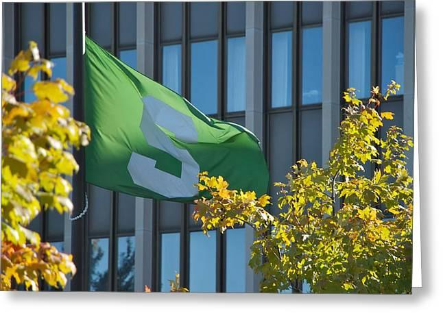 Flag Greeting Card
