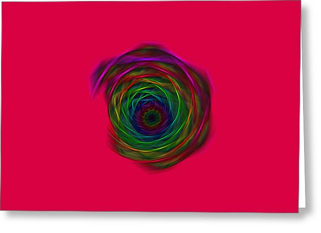 Forever Changes Greeting Card