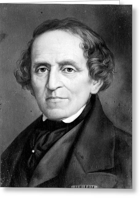 Giacomo Meyerbeer (1791-1864) Greeting Card