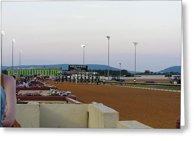 Hollywood Casino At Charles Town Races - 12127 Greeting Card
