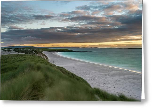 Isle Of Berneray (bearnaraidh Greeting Card