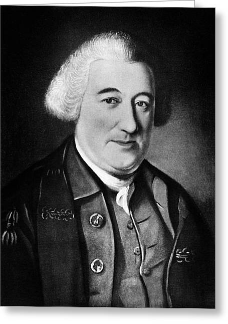 John Hanson (1721-1783) Greeting Card by Granger