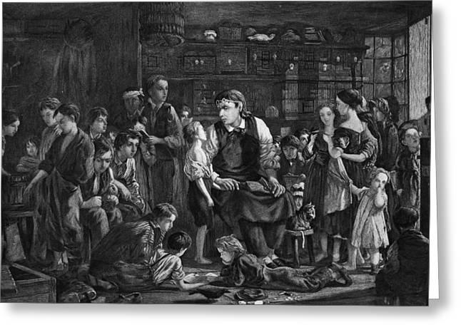 John Pounds (1766-1839) Greeting Card