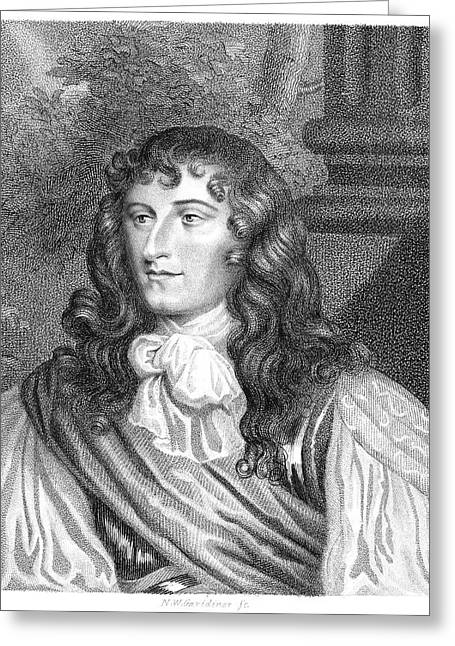 King James II Of England (1633-1701) Greeting Card by Granger
