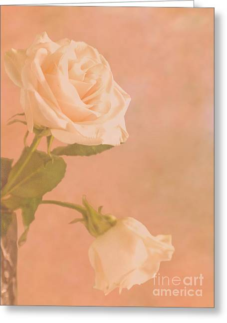 Love Whispers Softly Greeting Card