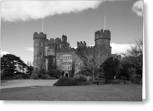 Malahide Castle Greeting Card